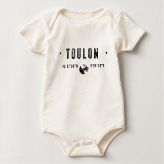 Toulon Baby Bodysuit