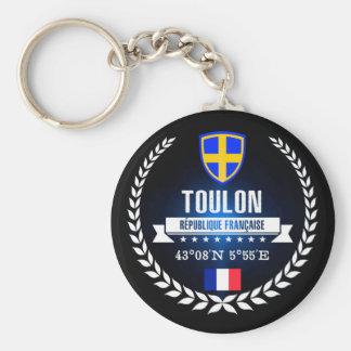 Toulon Keychain