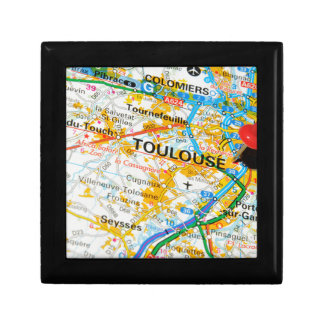 Toulouse, France Gift Box