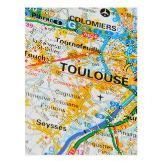 Toulouse, France Postcard