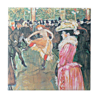 Toulouse-Lautrec: At the Rouge Tiles