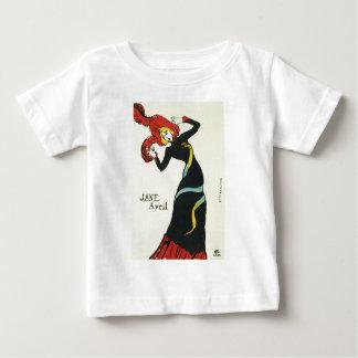 Toulouse-Lautrec Jane Avril Baby T-Shirt