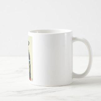 Toulouse-Lautrec Jane Avril Basic White Mug