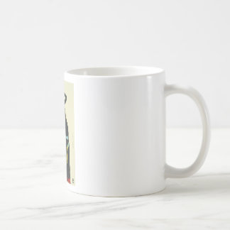 Toulouse-Lautrec Jane Avril Classic White Coffee Mug