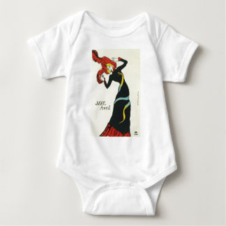 Toulouse-Lautrec Jane Avril Tee Shirts