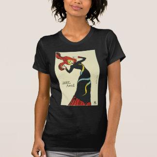 Toulouse-Lautrec Jane Avril Tshirt