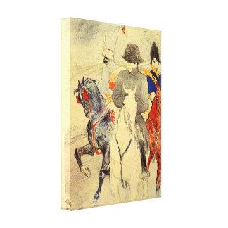 Toulouse-Lautrec - Napoleon 2 Canvas Print