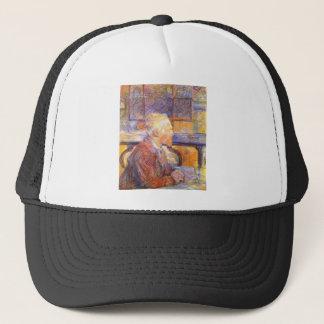 Toulouse-Lautrec - Van Gogh Trucker Hat