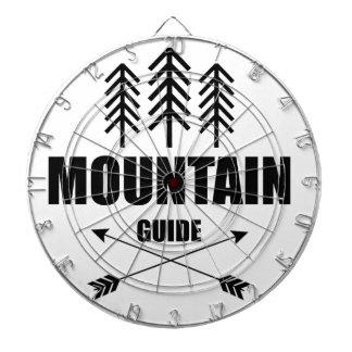 Tour and Adventure, Mountain Guide Dartboard