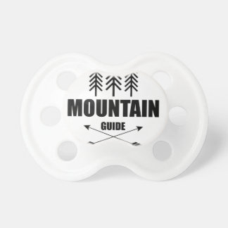 Tour and Adventure, Mountain Guide Pacifiers