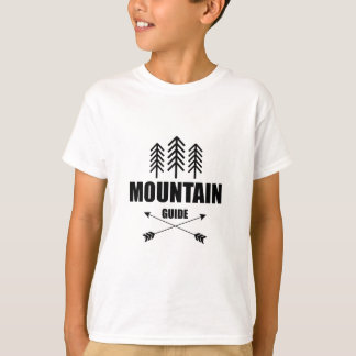 Tour and Adventure, Mountain Guide T-Shirt