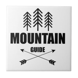 Tour and Adventure, Mountain Guide Tile