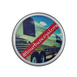 Tour bus portable speakers speaker