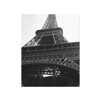 Tour d' Eiffel Print on Wrapped Canvas