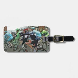 Tour De France 2014 Luggage Tag