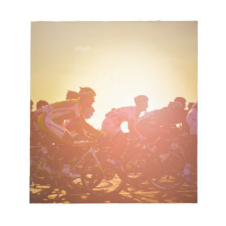 Tour De France Sunset Notepads