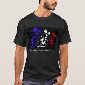 tour de lemond 3 man team alleycat T-Shirt