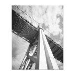 Tour de pont de baie de San Francisco Oakland Toiles Tendues