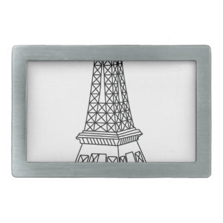 tour Eiffel Belt Buckle