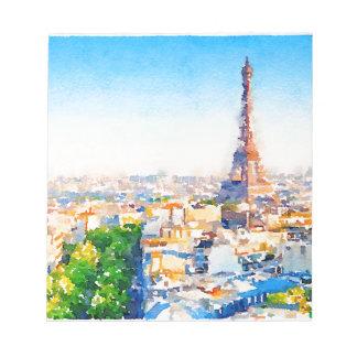 Tour Eiffel - Paris Notepad