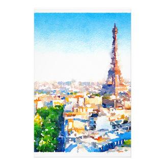 Tour Eiffel - Paris Stationery