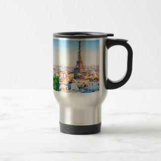 Tour Eiffel - Paris Travel Mug