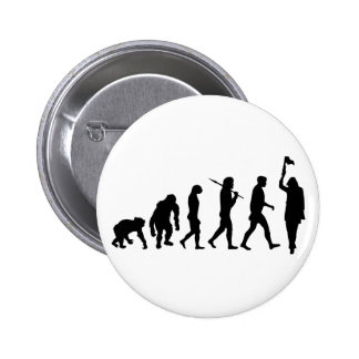 Tour guide Museum guide gear 2 Inch Round Button