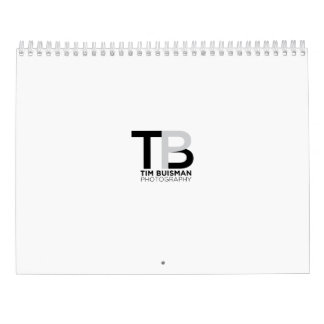 Tour of Rochester with TB Photography Wall Calendar