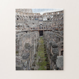 Tour of the Roman Colosseo Puzzle