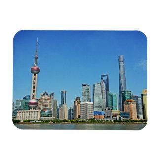Tour orientale de perle - Changhaï, Chine - aimant Magnets