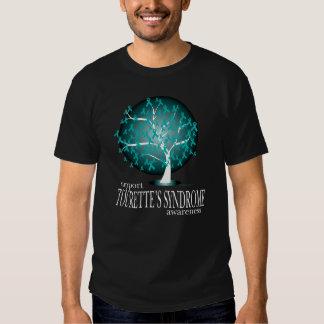 Tourette's Syndrome Tree T Shirt