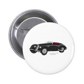Touring 2900 Spider 2 Inch Round Button