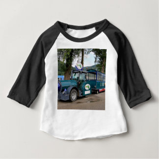 Tourist Shuttle train, Durnstein, Austria Baby T-Shirt