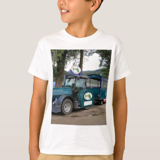 Tourist Shuttle train, Durnstein, Austria T-Shirt