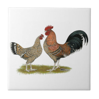 Tournaisis Bantams Tile