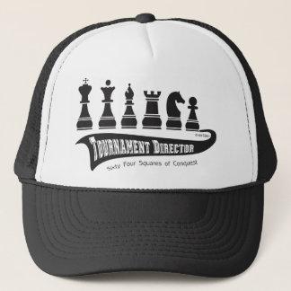 Tournament Director, Sport Chess Trucker Hat