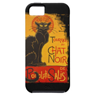 Tournee du Chat Noir Case For The iPhone 5