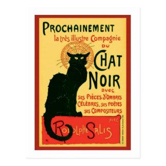 Tournée du Chat Noir Theophile Steinlen Postcards