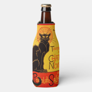 Tournée du Chat Noir - Vintage Poster Bottle Cooler