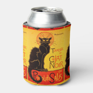 Tournée du Chat Noir - Vintage Poster Can Cooler