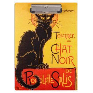 Tournée du Chat Noir - Vintage Poster Clipboards