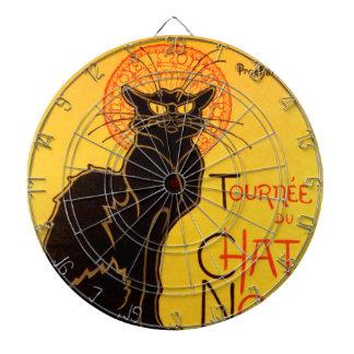 Tournée du Chat Noir - Vintage Poster Dartboards