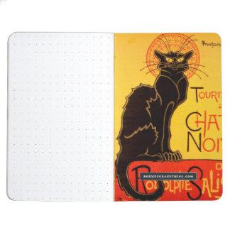 Tournée du Chat Noir - Vintage Poster Journal
