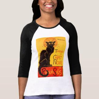 Tournée du Chat Noir - Vintage Poster T-Shirt