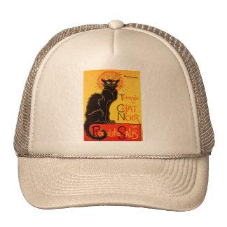 Tournée du Chat Noir - Vintage Poster Trucker Hat