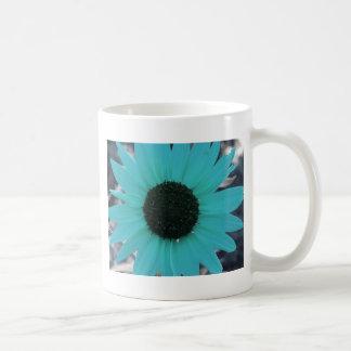 Tournesol bleu de jardin tasses