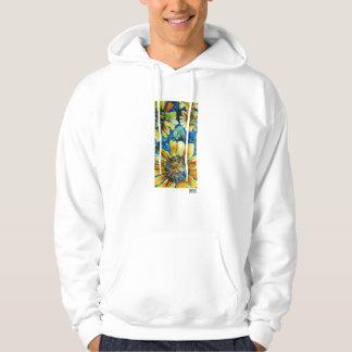 Tournesols, sweatshirts de beaux-arts pour les
