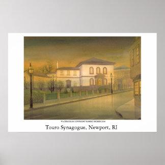 Touro Synagogue Poster