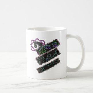 Toutes les choses du côté en noir de SabyPwee Tasses À Café
