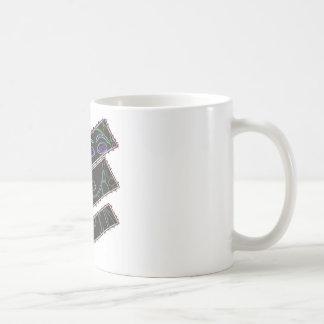 Toutes les choses du côté en noir de SabyPwee Mug À Café